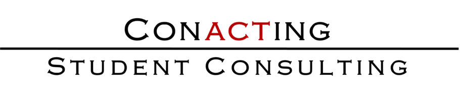 Conacting Student Consulting